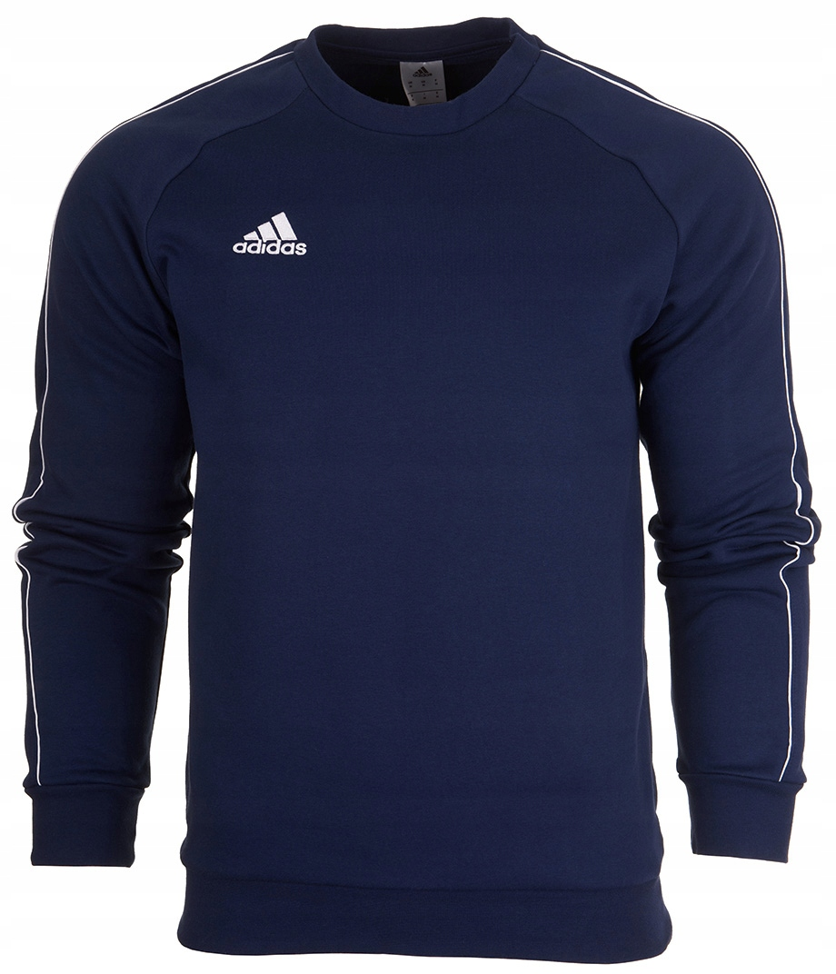 Adidas Bluza Meska Bawelniana Core 18 CV3959 r L