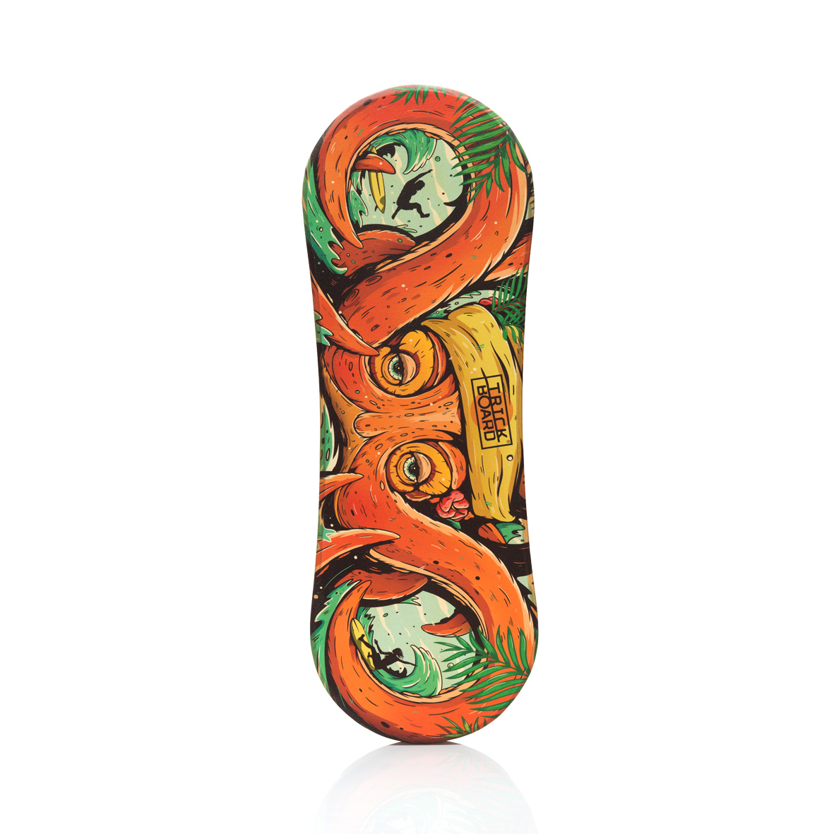 Trickboard Octopus balance board NOVÉ !