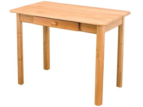 MASÍVNEHO dreva kuchynský stôl 100x55 KVALITY