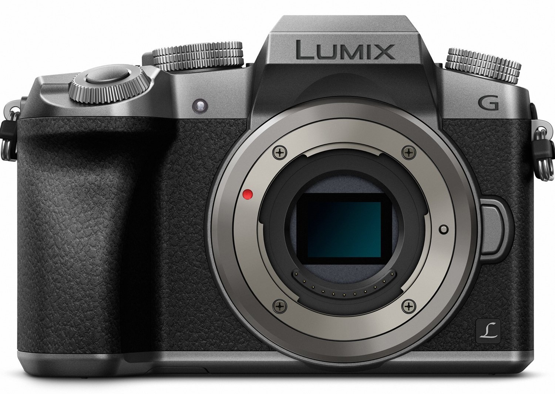 Panasonic DMC-G7 Digitálny fotoaparát LUMIX 4K FV