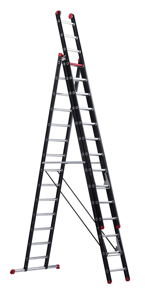 Лестницы лестница алюминиевая 3x14 ALTREX MOUNTER