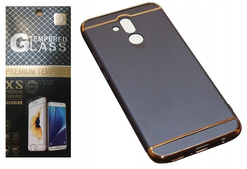 Etui Miro Slim Armor do Huawei Mate 20 Lite +Szkło