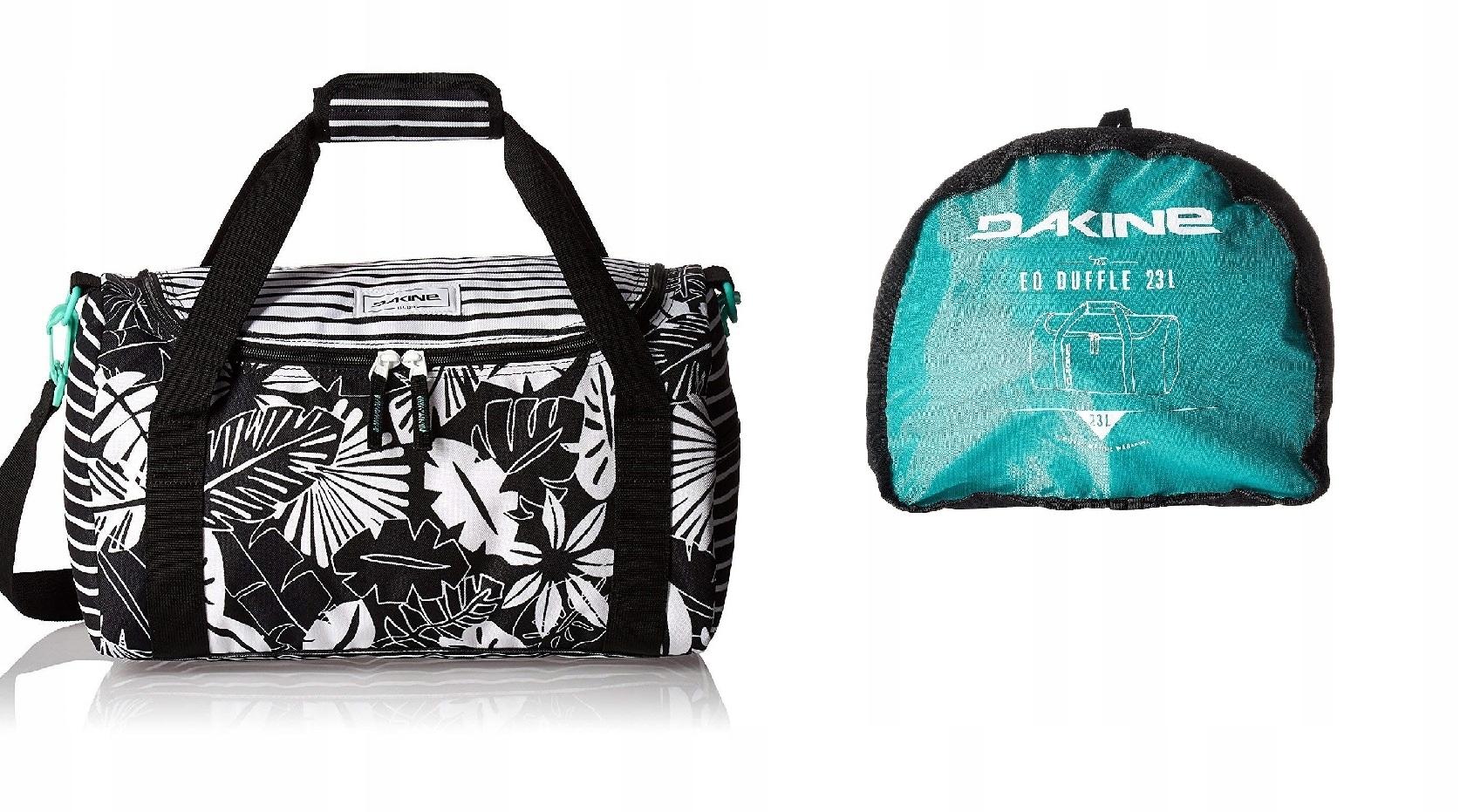 Skladacia taška Dakine EQ BAG 23L INKWELL -35%!
