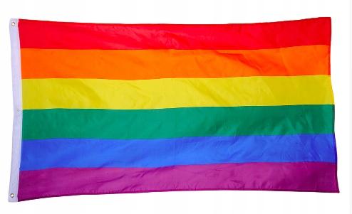 Купить Флаг les & гей - ЛГБТ 150*90 см на Otpravka - цены и фото - доставка из Польши и стран Европы в Украину.