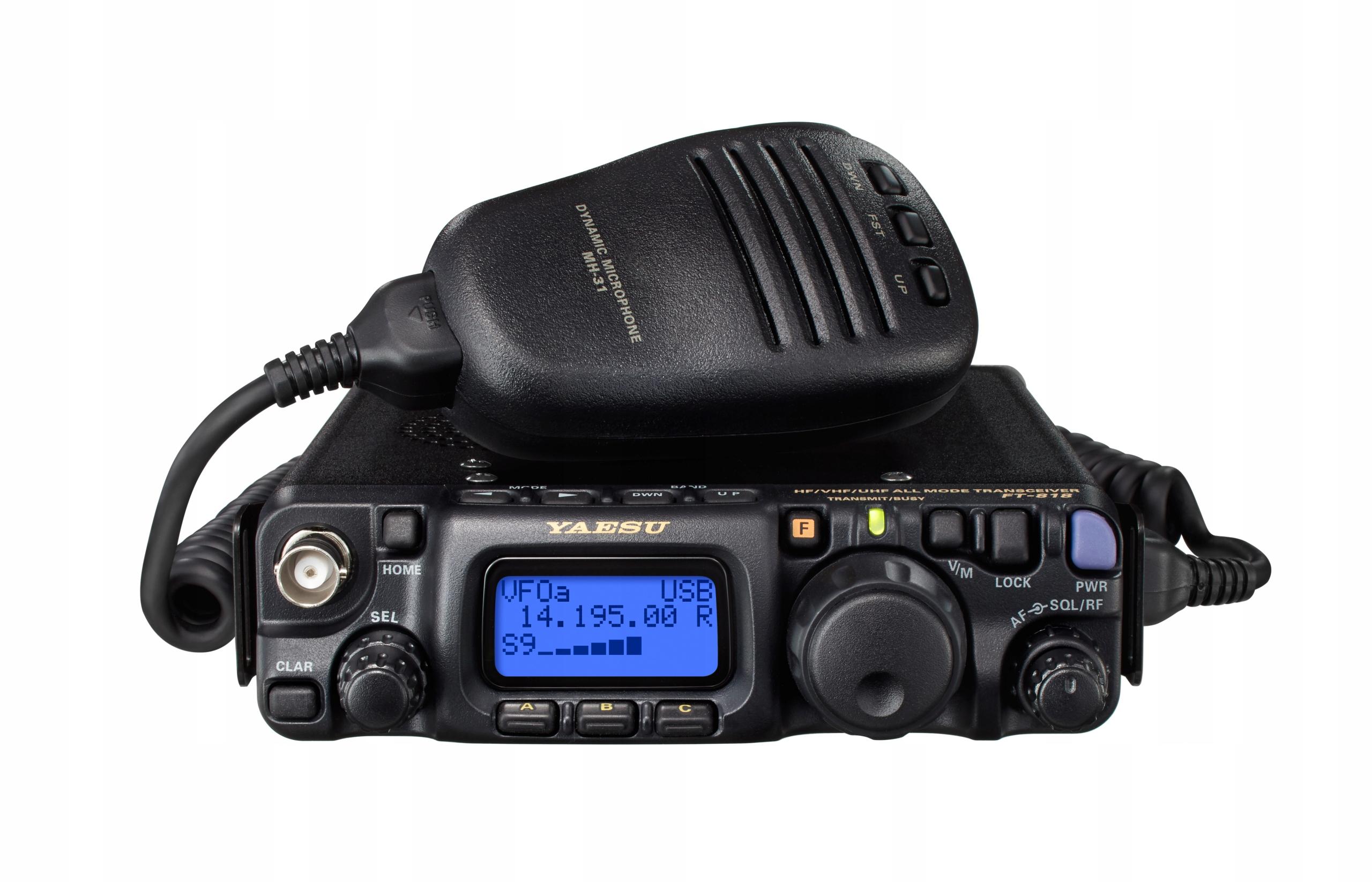 Item YAESU FT-818 Amateur radio QRP HF VHF UHF