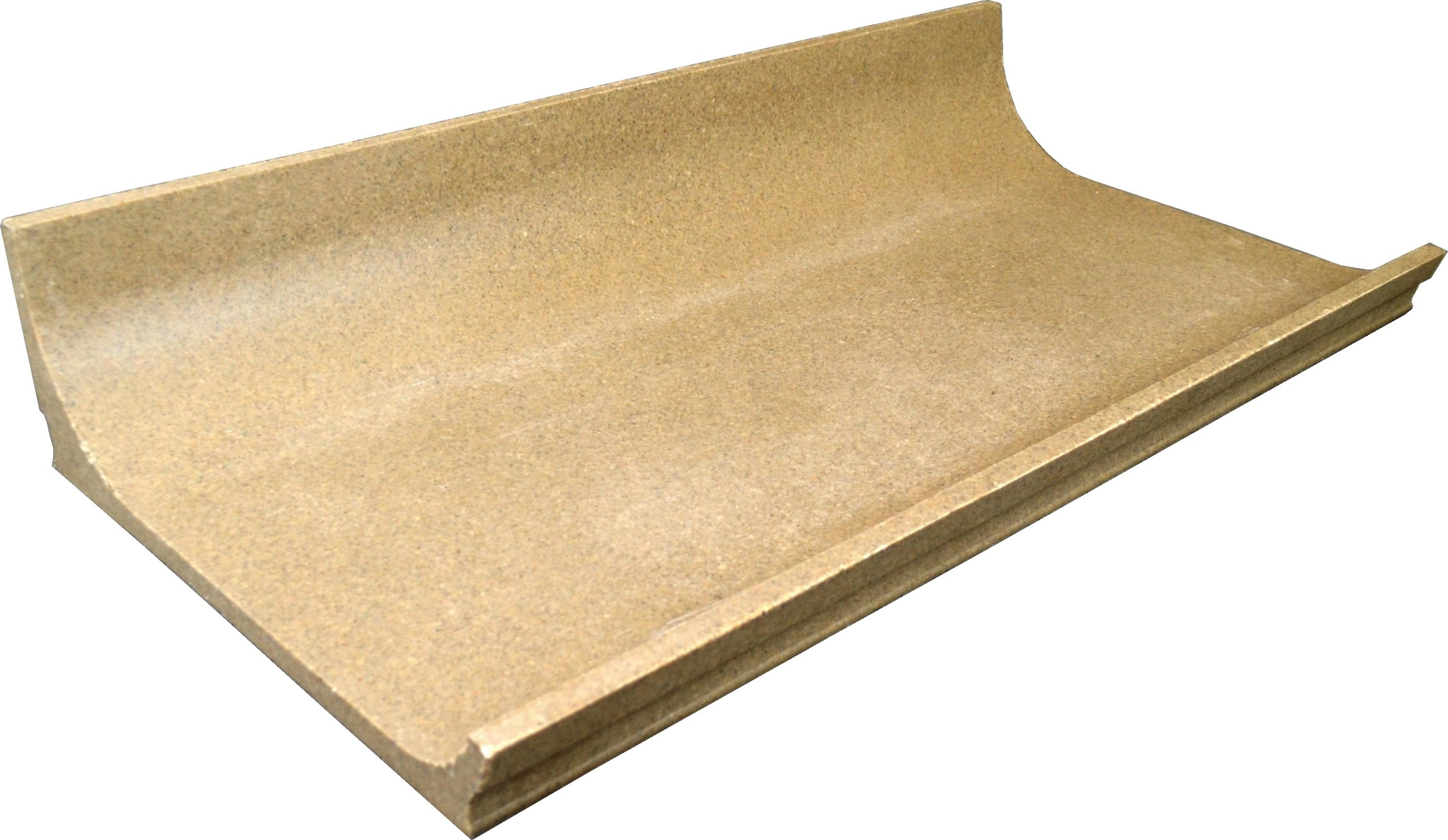 Priebežná tabuľka. Polymerové betónové jadrá. KSB 47