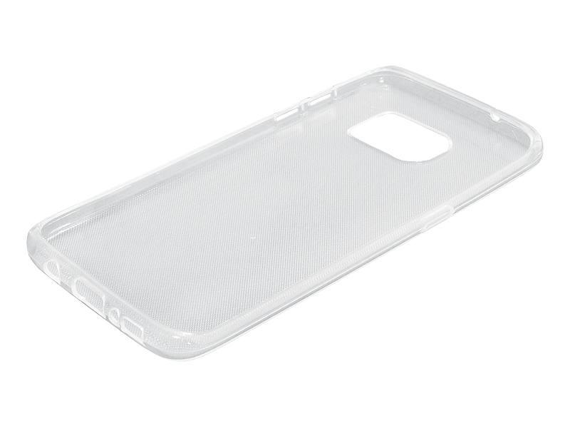 Pokrowiec Etui Slim Przeźroczysty, Samsung S7 Edge