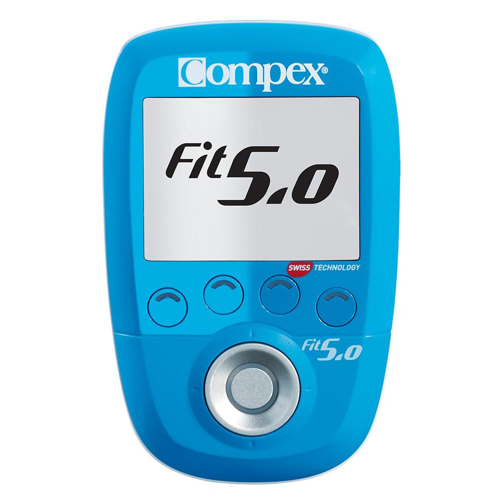 Електростимулятор мышц Compex FIT 5.0 + подарки