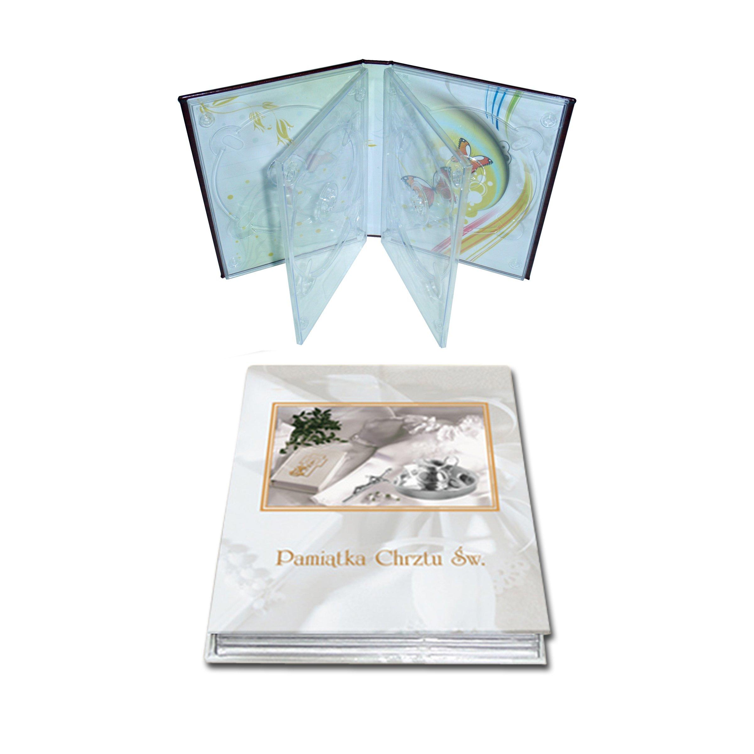 Detský prípad pre 4 CD / DVD Svätý krst