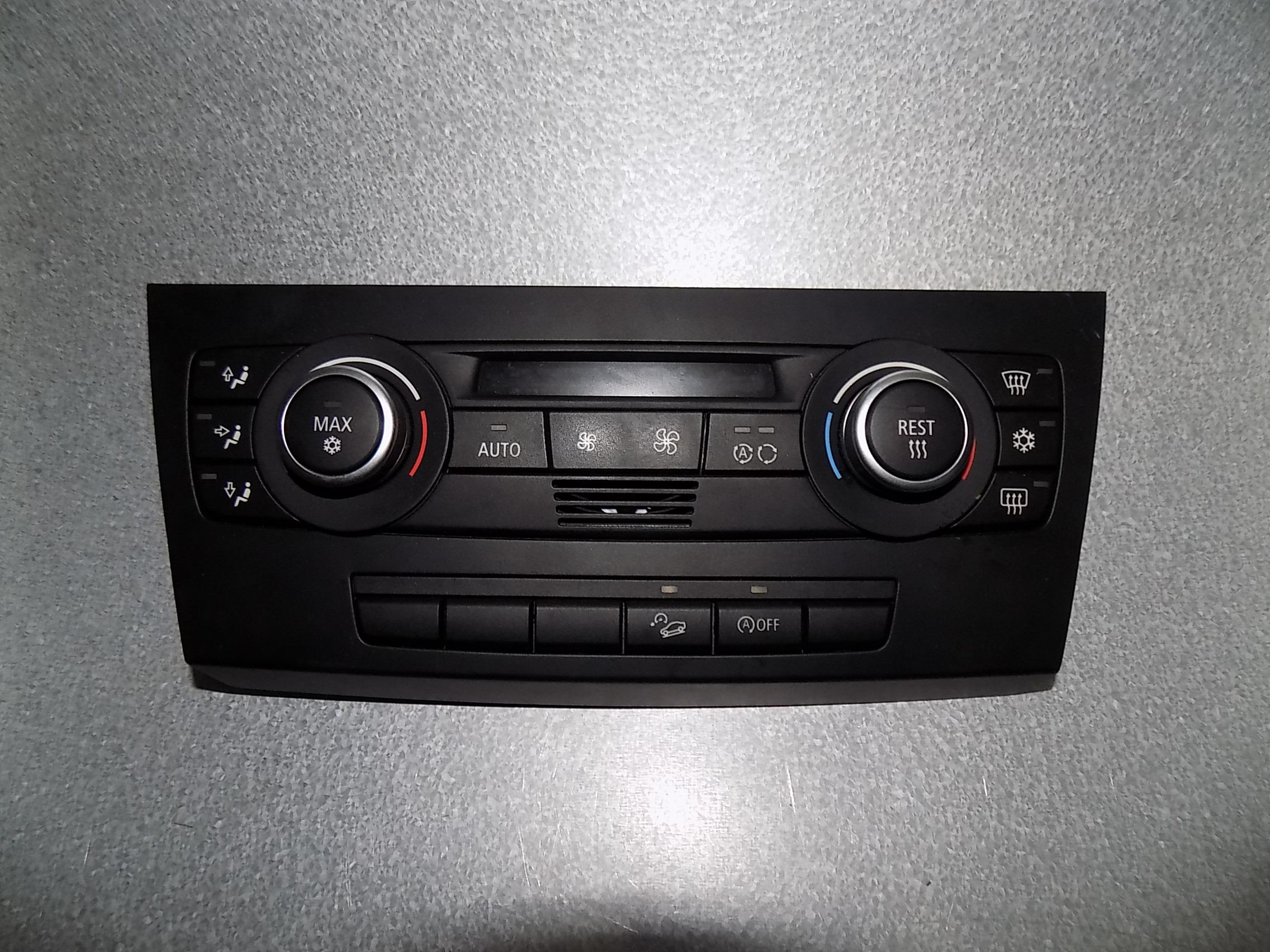 Bmw 3 E90 Panel Klimatyzacji Nawiewu Klimatronik 7434735868 Allegropl