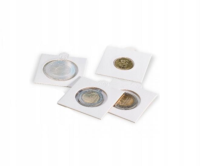 HOLDERY НА Монеты LEUCHTTURM 100 штук 22 ,5ММ