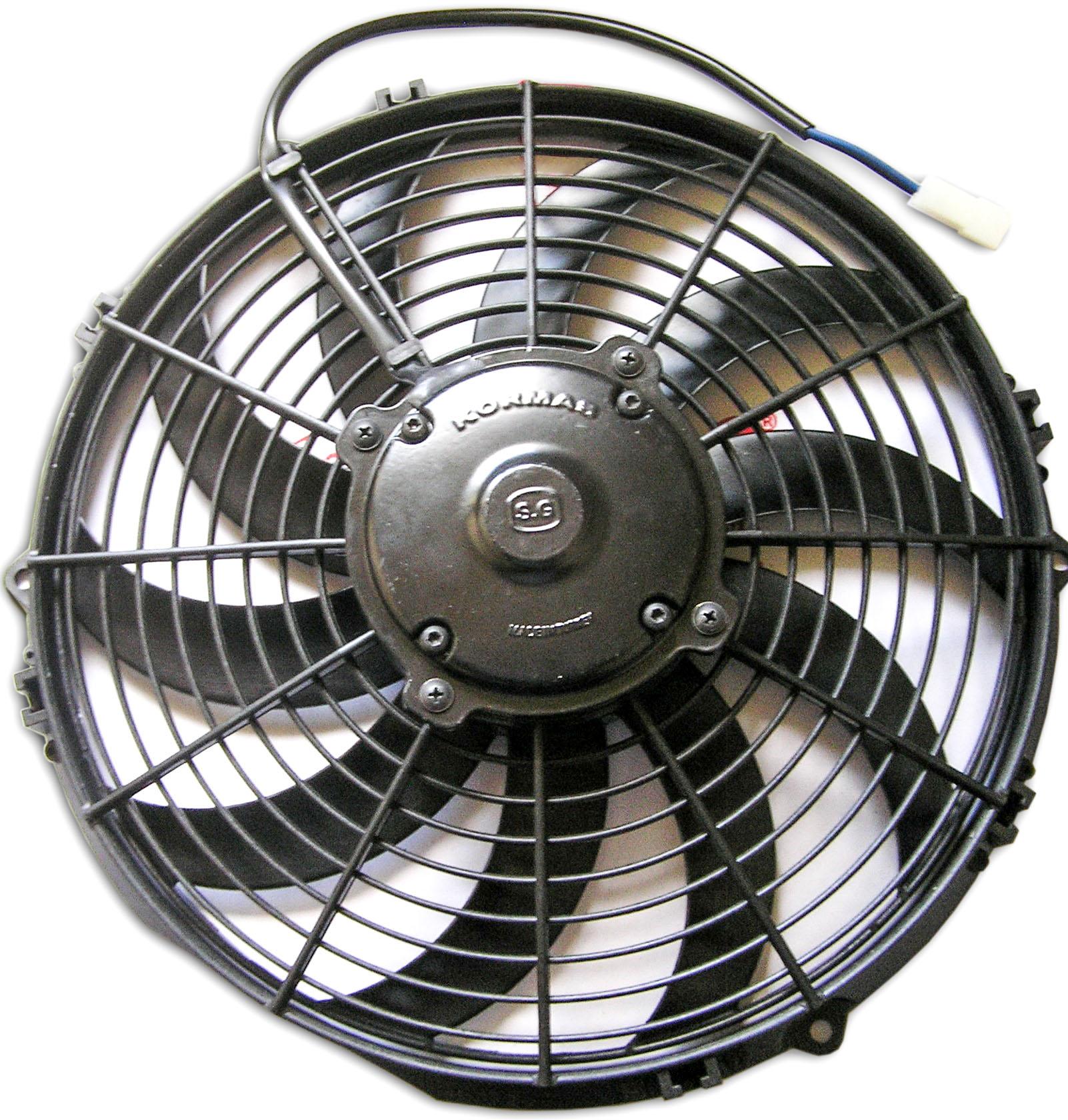 приводимый в действие для радиаторов вентилятор тип сожги 305mm12''