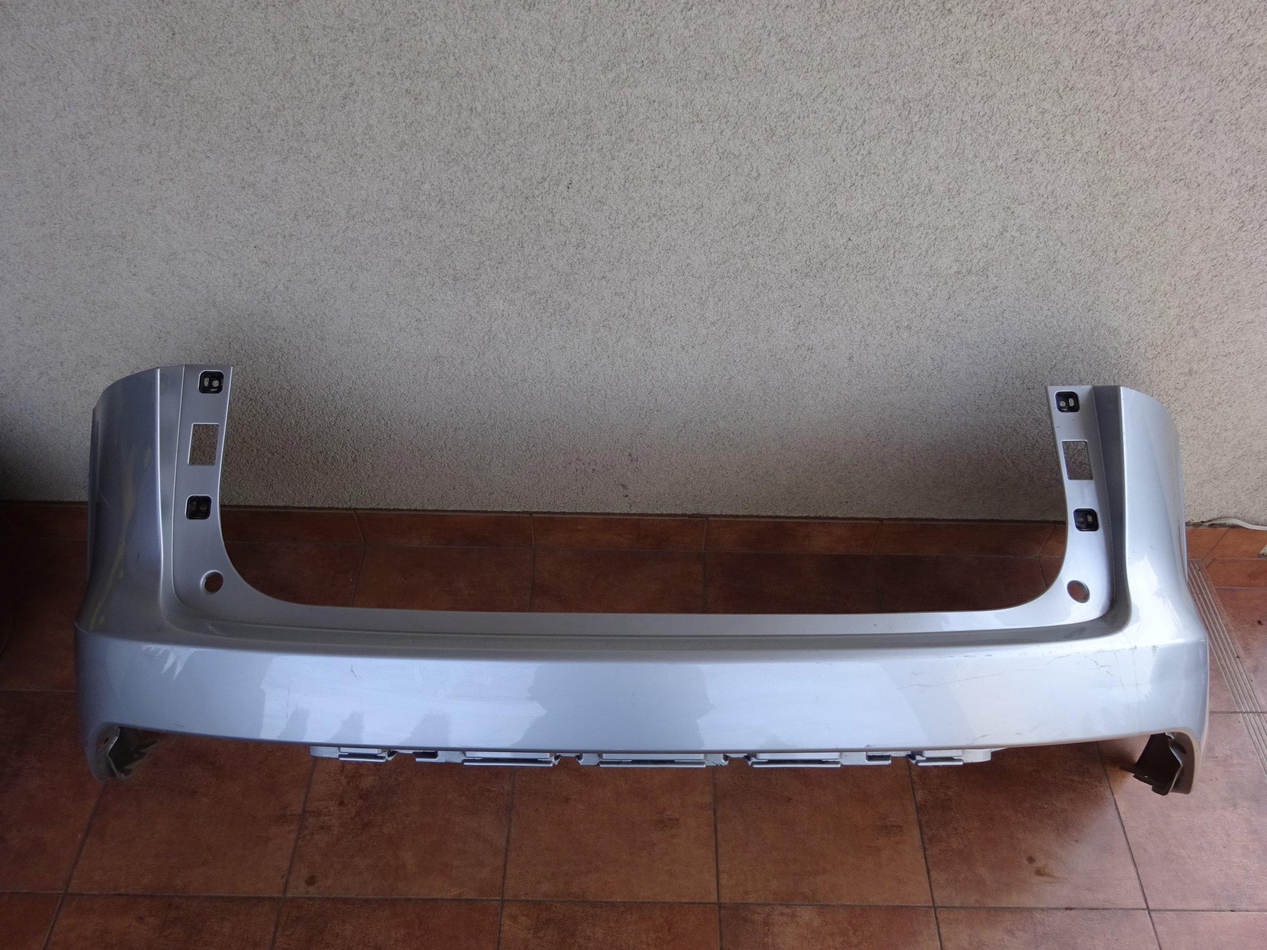 lexus nx300h nx200t 2014 2015- бампер задняя панель сзади