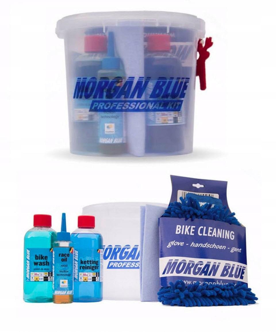 Morgan Blue большой набор для чистки велосипеда