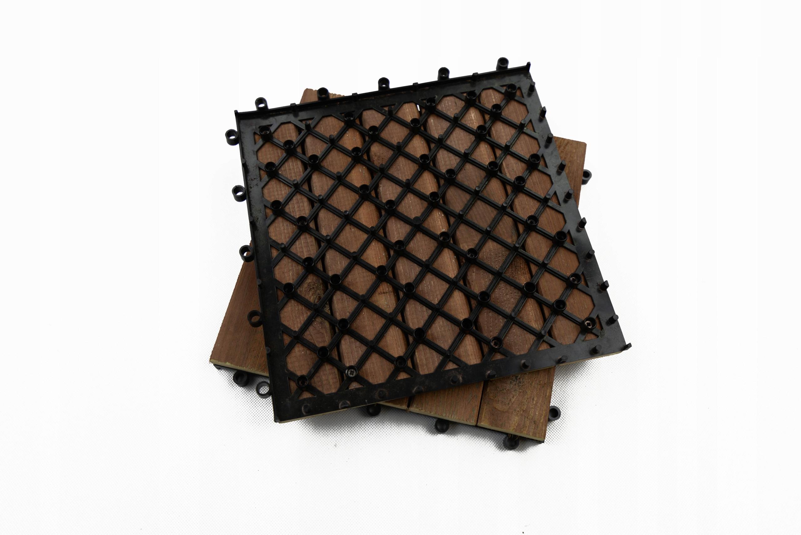 Podest Tarasowy Na Plastiku 30x30 Cm Szybki Montaż