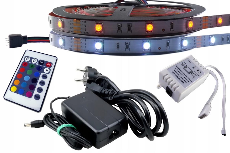 картинка светодиодные ленты и контроллера решили сделать