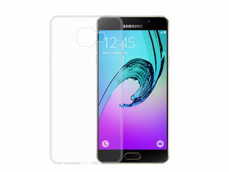 Etui silikonowe Slim do Samsung Galaxy A5 2016