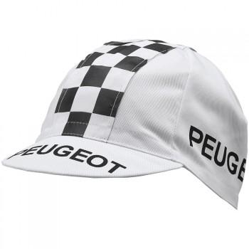 Kolarska klobúk s clonu vintage Peugot
