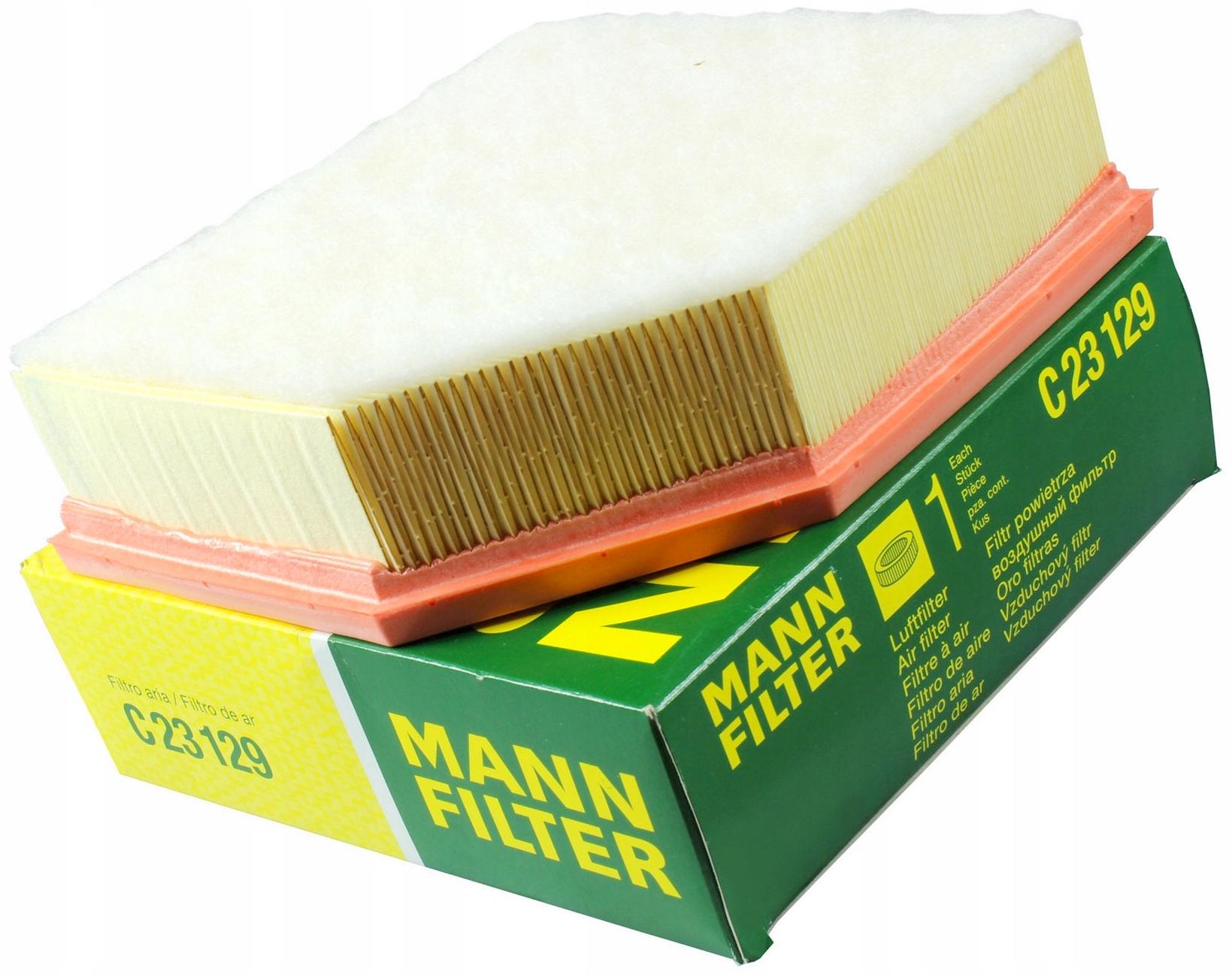 Mann Filter C 3366 Filtro Aria