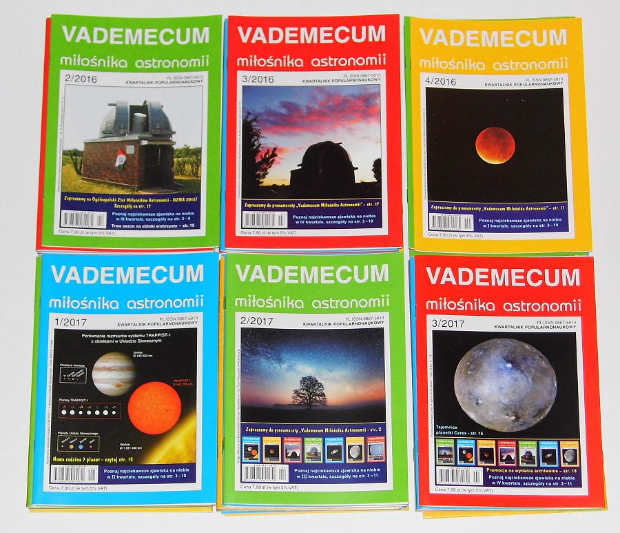 Vademecum (Sprievodca) Astronómia Lovník - 40
