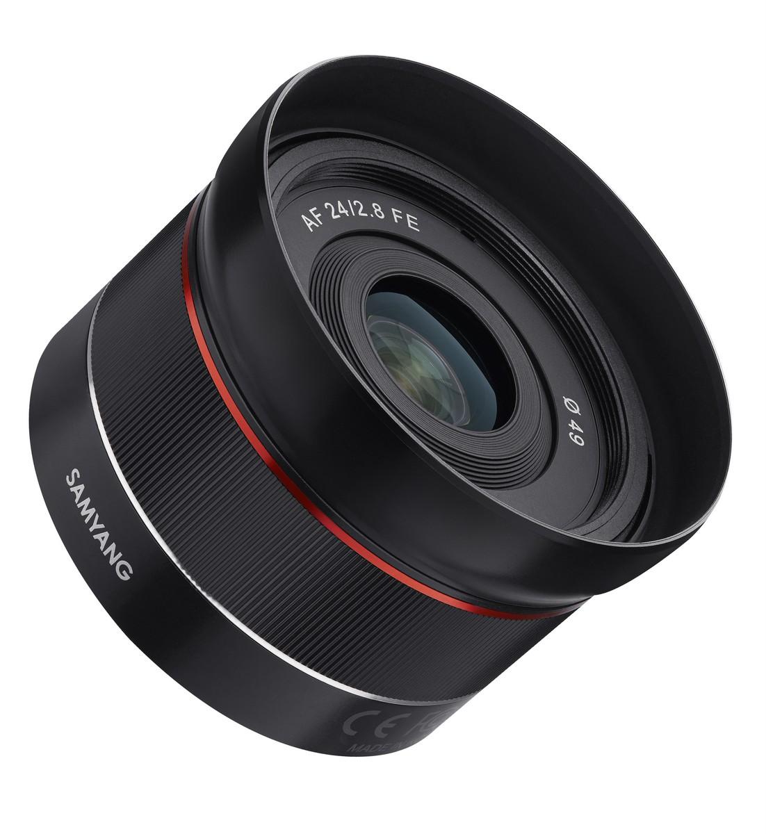 Item Samyang 24mm F2.8 AF Sony E-mount RIMEX CASHBACK