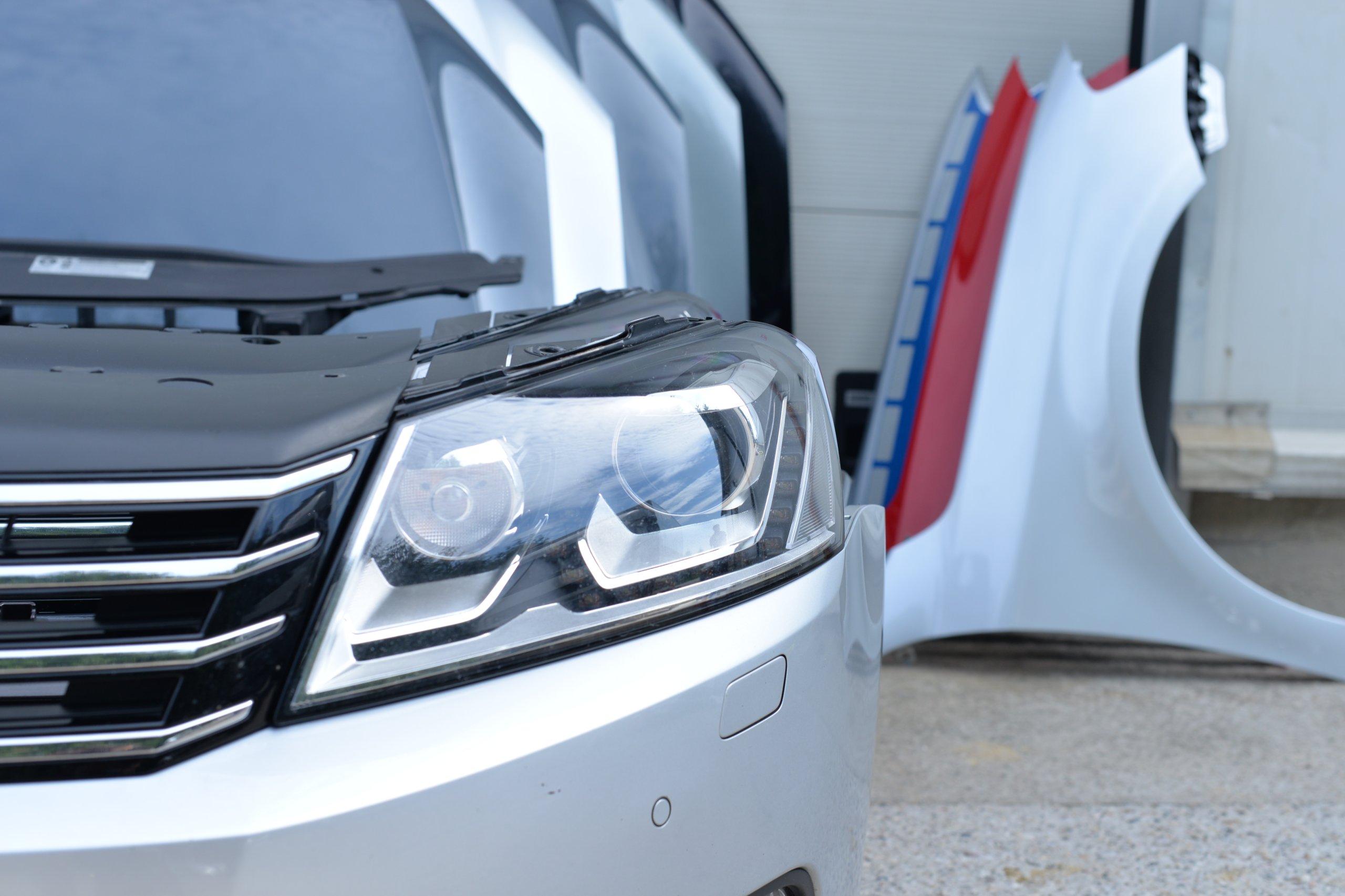 [КАПОТ ZDERZAK КРЫЛО REFLEKTOR PAS VW PASSAT B7 из Польши]изображение 7