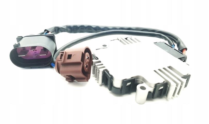 skoda octavia 2 драйвер вентиляторов вентилятора