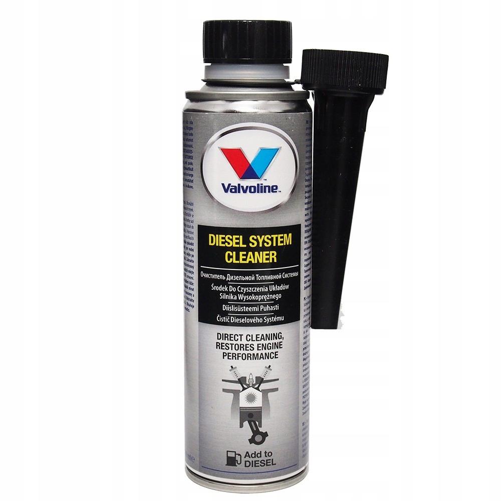 VALVOLINE DIESEL SYSTEM CLEANER для Дизельного двигателя