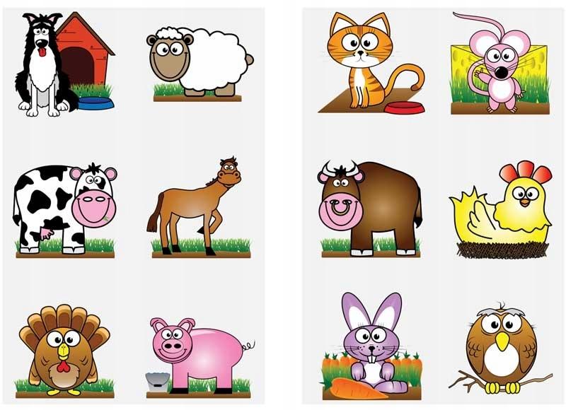 Item TATTOO WATERMARK TEMPORARY ANIMAL CHILDREN