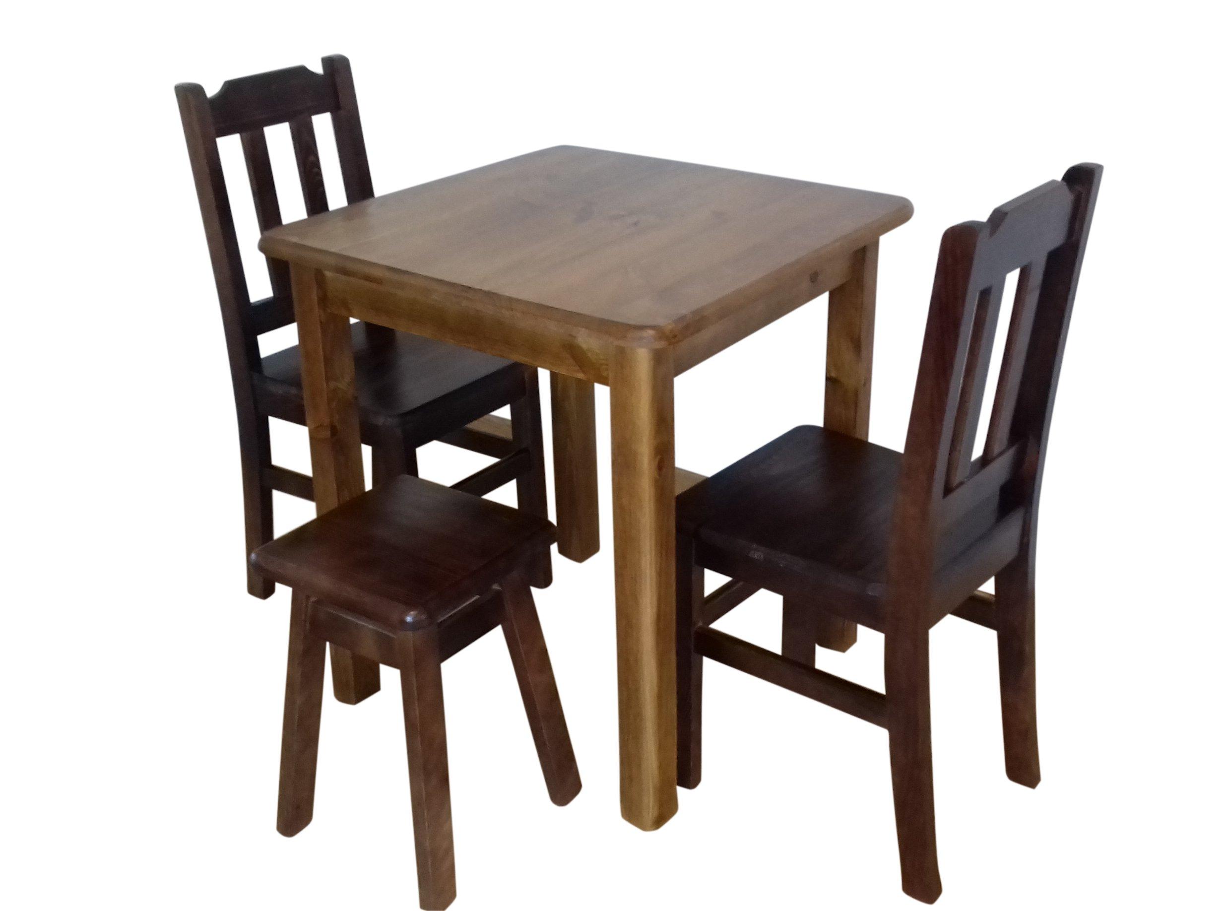 MASÍVNE kuchynský stôl 75x75 kuchyňa, jedáleň, bar