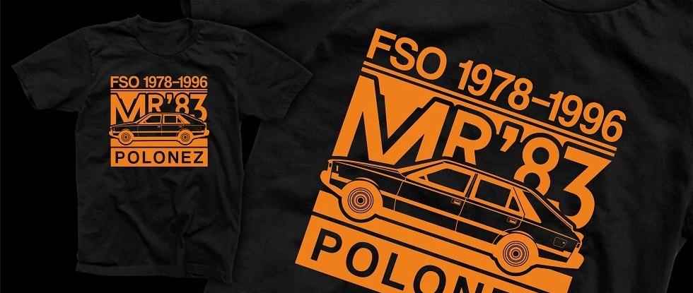 POLONEZ t-shirt PÁN T-shirt pnrm retro