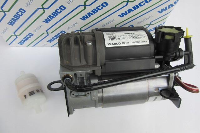 компрессор mercedes w211 w220 w219 новый wabco орг