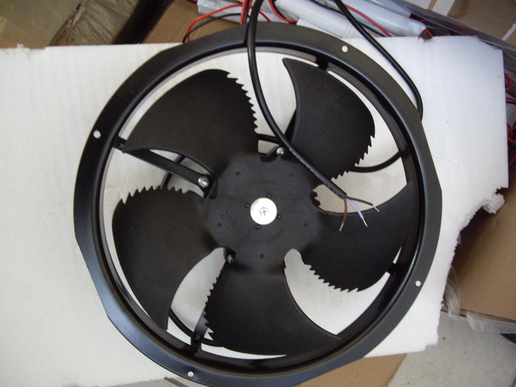 Zihl-Abegg Fan 275mm Searle