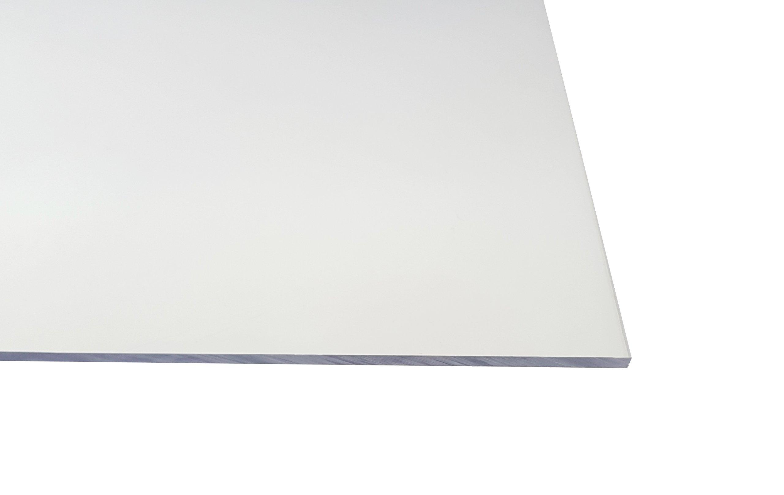 Polykarbonátové listy Lexan 4mm bezfarebné sklo F DPH