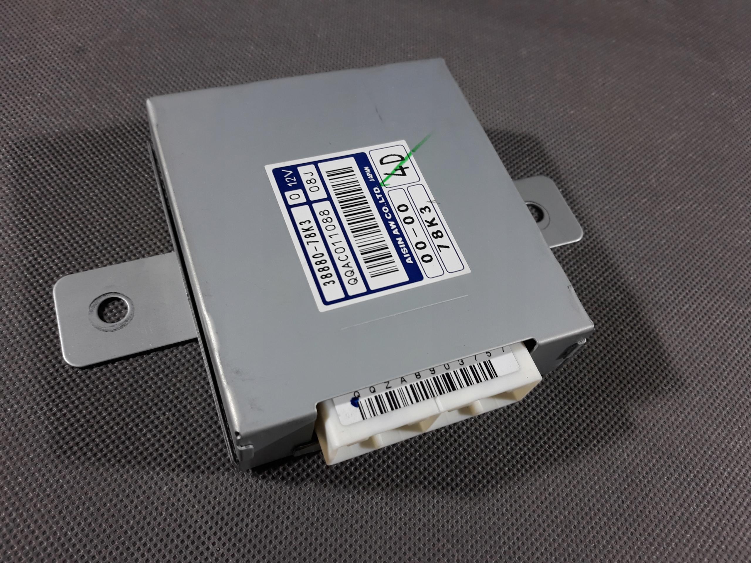 suzuki grand vitara модуль драйвер коробки передач
