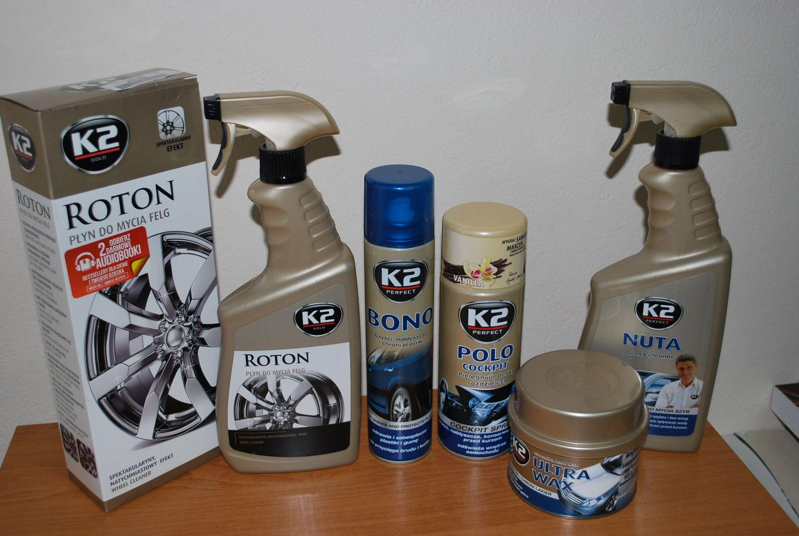 Picture of COSMETICS CAR SET K2
