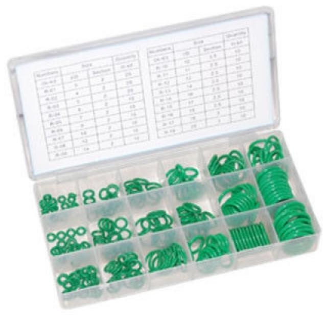 кольца комплект прокладки резиновые кондиционер 270szt