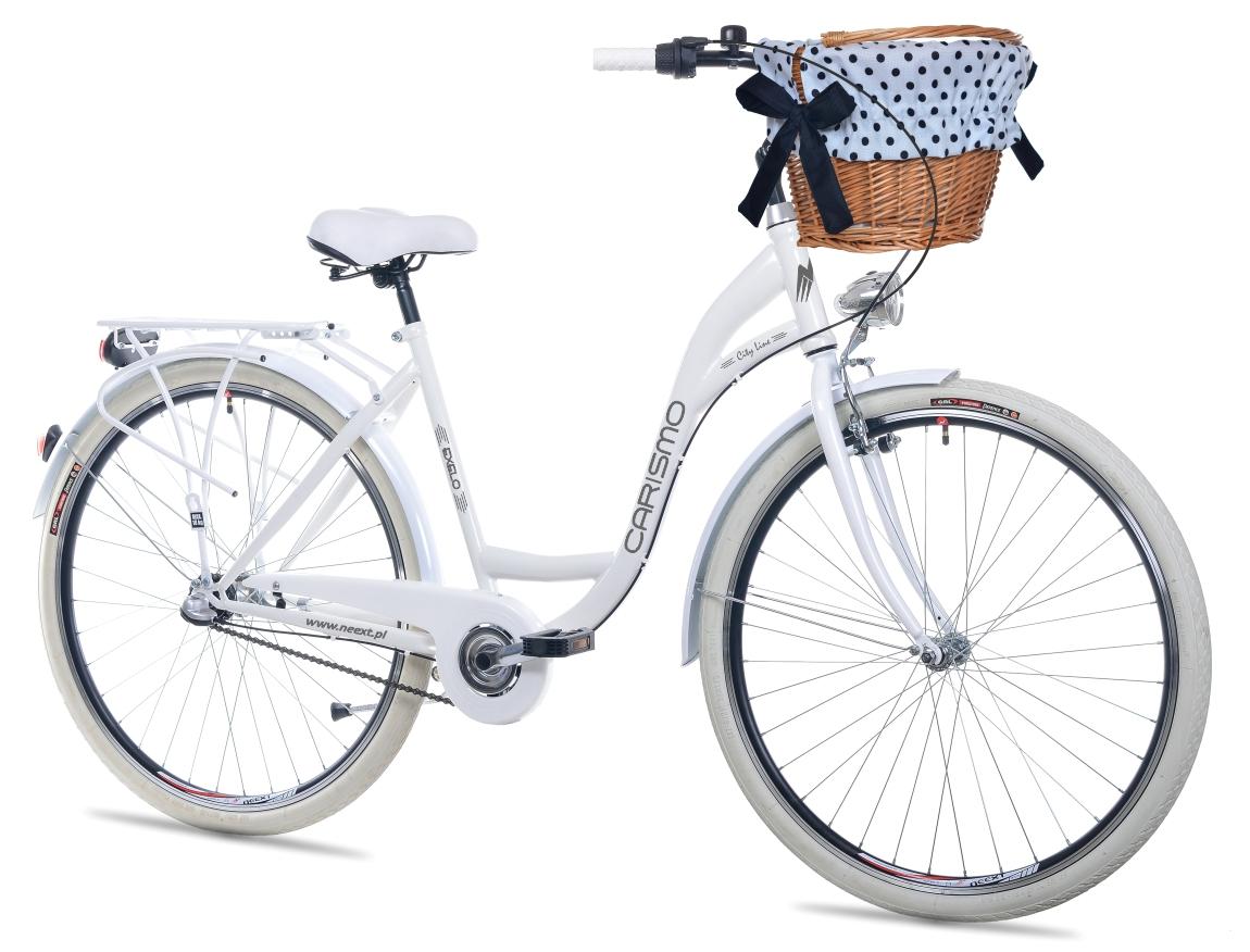 Damski Rower Miejski 28 Exelo 3 Biegi Holenderka 7434201512 Allegro Pl