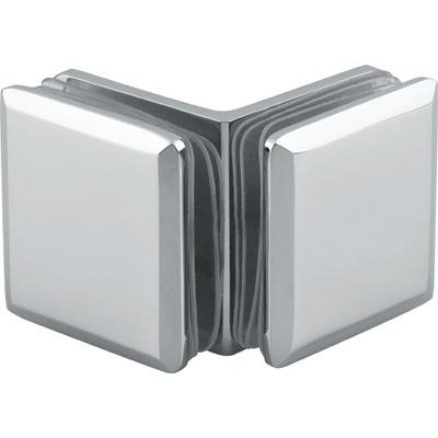 Držiak skleneného konektora 90 ° / sklo steny / KP2-90B