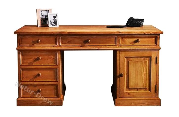 VÝROBCA - Nový drevený stôl Retro 1 NOVINKA