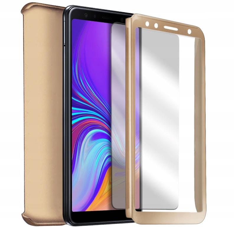 Etui Obudowa 360 Huawei Y6 / Y6 Prime 2019 + Szkło