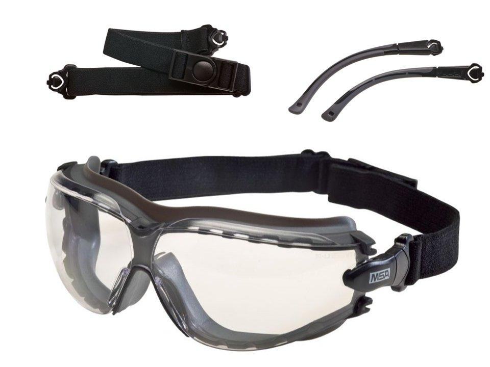 Ochranné okuliare anti-sumeneho, bezfarebného