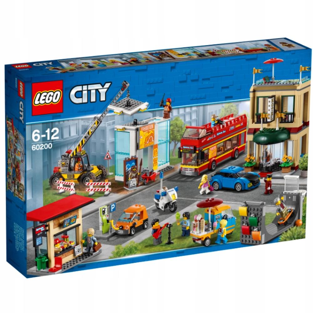 Klocki Lego City Stolica 60200 7685380466 Allegro Pl