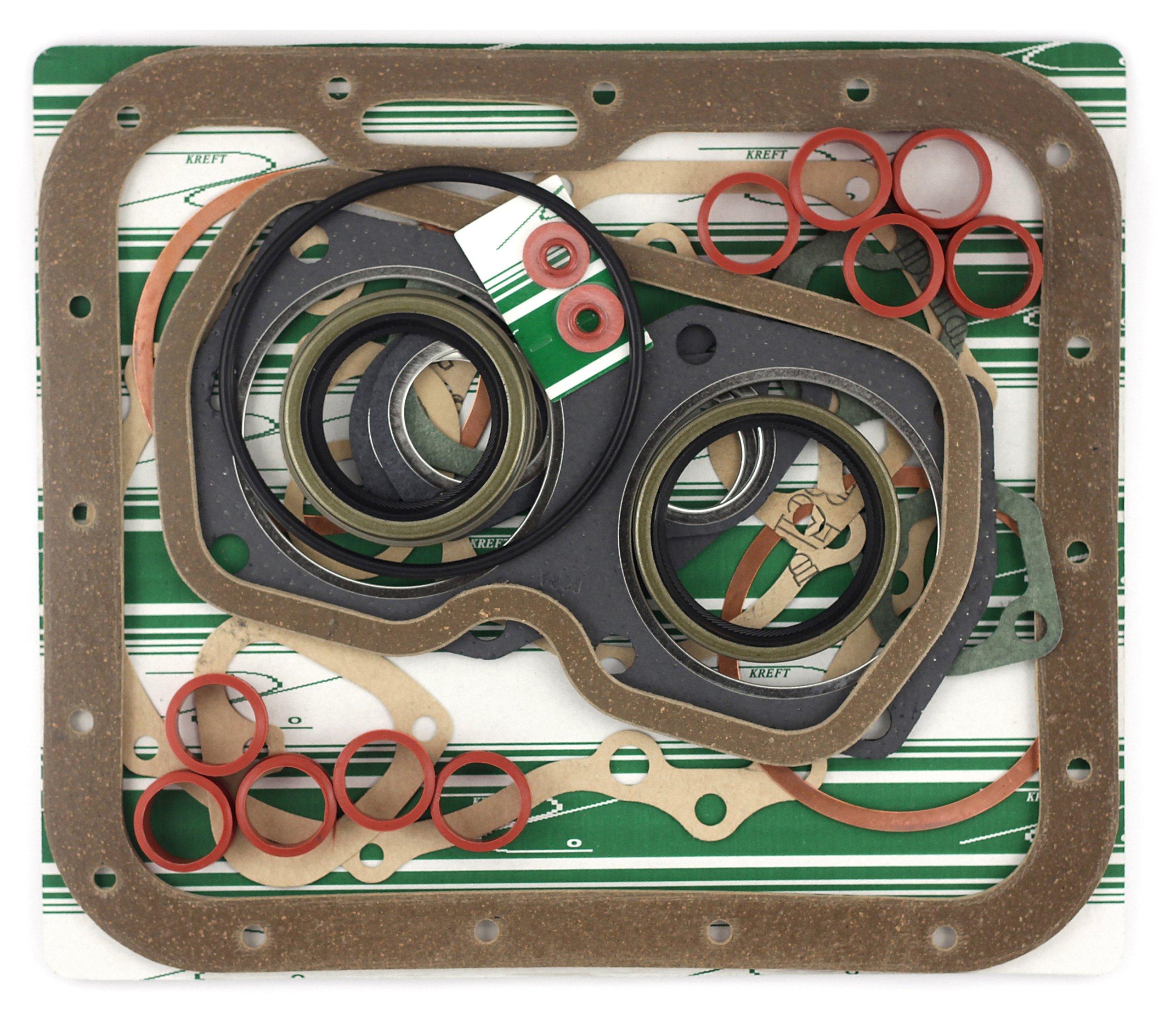 комплект прокладок прокладки двигателя fiat 126p 600