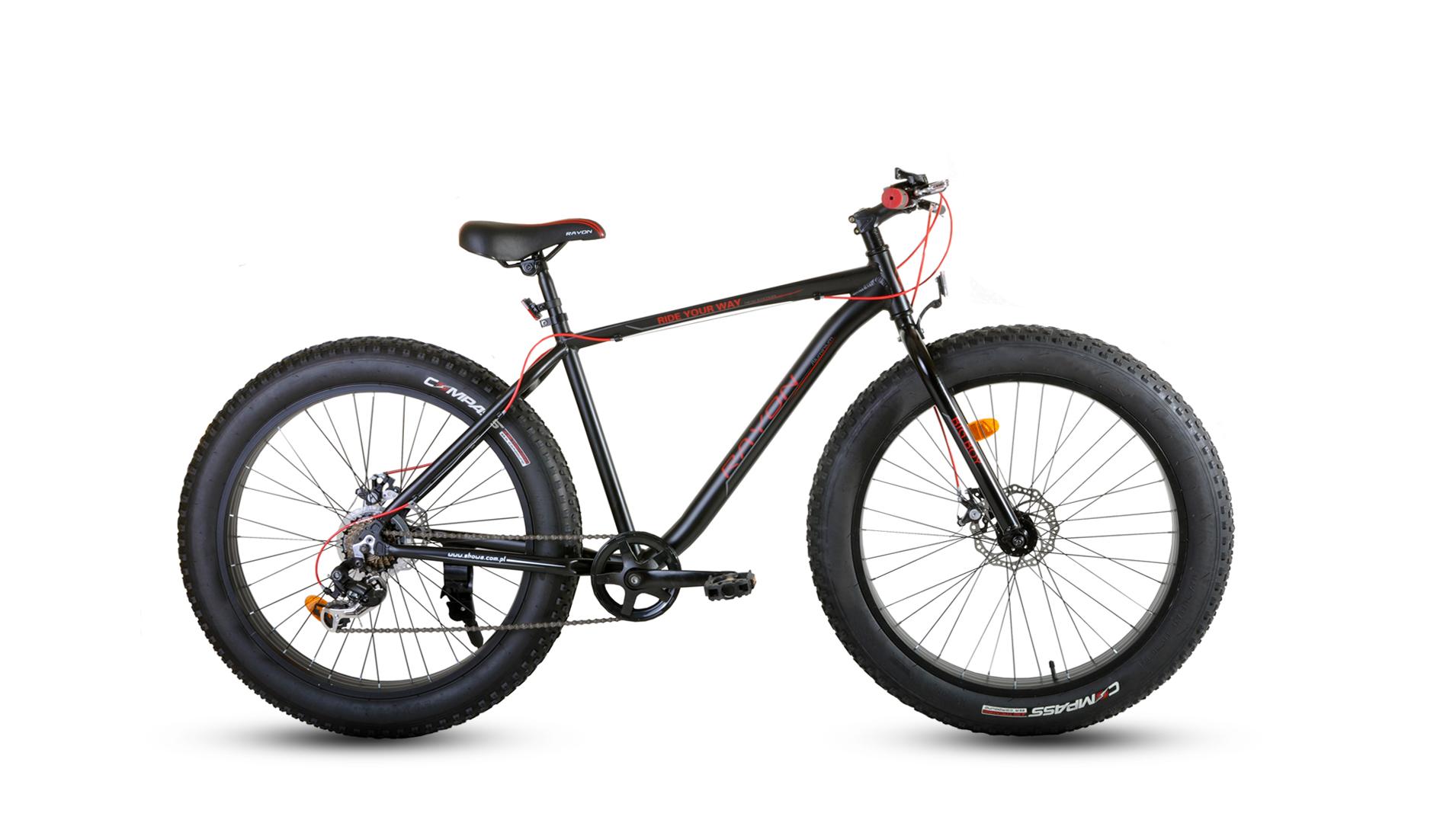 Купить Велосипед FAT Байк-Вроцлав Big Тик 26 151721 SHIMANO на Eurozakup - цены и фото - доставка из Польши и стран Европы в Украину.