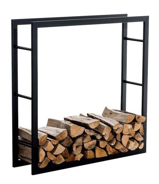 Корзина для дров, подставка-камин КД-219