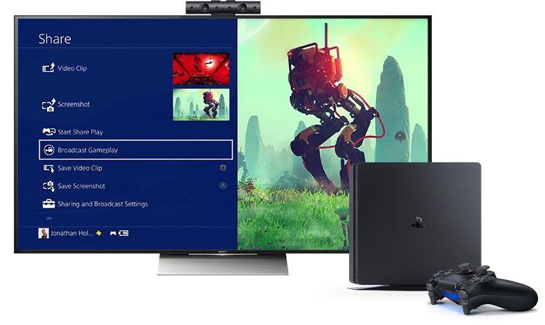 КОНСОЛЬ PS4 SLIM 1TB + 2x PAD V2 + 4 SUPER GAMES Связь по Wi-Fi