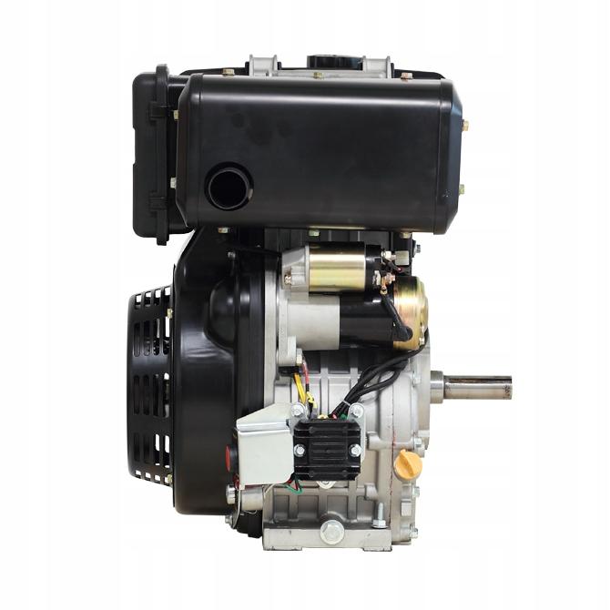 VARIKLIS DIESEL LONCIN 10KM D440 UZDEGIMO RITE (STARTERIS) 25,4mm