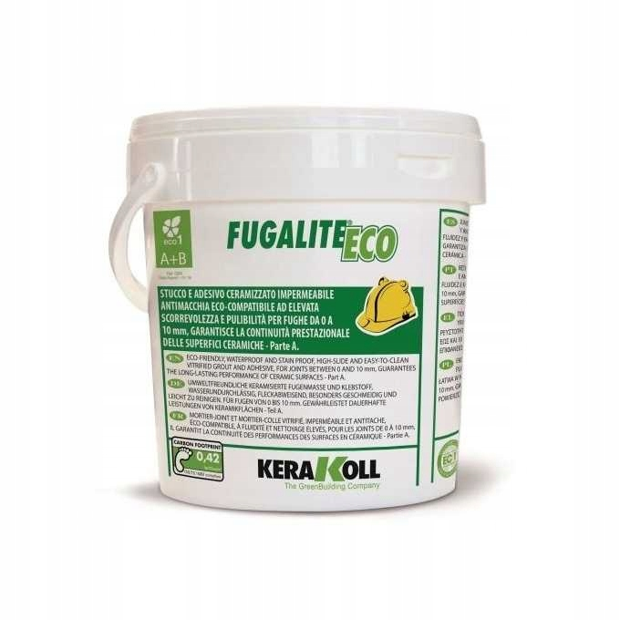 KERAKOLL FUGALITE ECO 03 perłowoszara 3kg + GRATIS