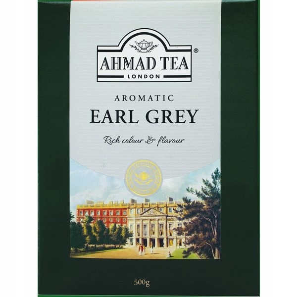 Item Tea Ahmad EARL GREY 500g sypana DELICIOUS!! MMM